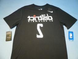 Nike Washington Wizards John Wall Player Tee MEDIUM BRAND NE