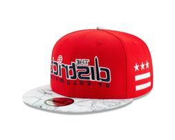 Washington Wizards New Era NBA Holiday Earned Edition 9FIFTY